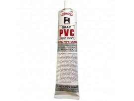 """Κόλλα PVC 1/8 Γκρι DIMCO 118ml HERCULES® """"1201"""""""