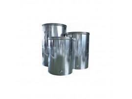 Δοχείο ανοξείδωτα μελιού 300L