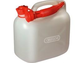 Δοχείο Καυσίμων 5Λίτρα  Λευκό  83Β06