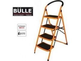 """Σκαλοσκαμπό Μεταλλικό 4 σκαλιών BULLE """"631003"""""""